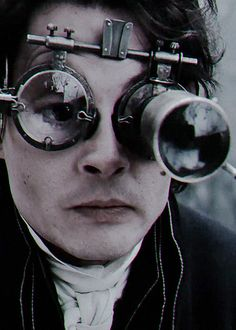 """Villainy wears many masks, none of which so dangerous as virtue"" -Ichabod Crane, Sleepy Hollow by Tim Burton (1999)"