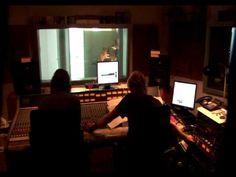 Felix von Manteuffel im Studio (2)