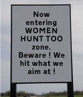 Women Hunt Too