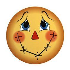 Mini Scarecrow Face Sign - Scarecrow Wreath Sign - Fall Wreath Sign - Fall Home Decor - Blue Eyed Sc Scarecrow Face, Scarecrow Wreath, Deco Mesh Wreaths, Fall Wreaths, Fall Home Decor, Autumn Home, Emoji, Fall Scarecrows, Fall Halloween