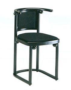 Josef Hoffmann Chair Fledermaus Chair, 1907