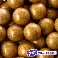 Glistening Gold Gumballs — celebrate in style! Wholesale Candy, Gold Candy, Types Of Candy, New Inventions, Candy Store, Party Guests, Gumball, Special Occasion, Sweets