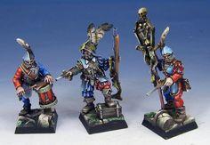 James Wappel Miniature Painting: Warhammer Fantasy Empire