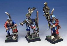 James Wappel Miniature Painting: Warhammer Fantasy Empire