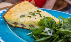 """Home & Family - Recipes - Cristina Cooks: Slow Cooked Ham and Eggs from """"Taste of Home"""" Magazine 