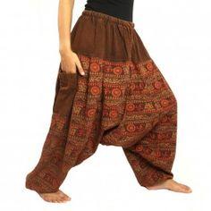 Pantalón de Aladdin Bauer