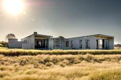 House Rooke - Monaghan Farm by Thomashoff + Partner #Architects | Gavin Rooke