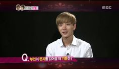 just pin it!!  last moments!!!  <3  <3  Super Junior's Leeteuk sheds tears on 'We Got Married'