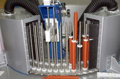NIKELMAN 6R–32. Шнековая гофрировочная машина для сосисочной оболочки  #nikelman…
