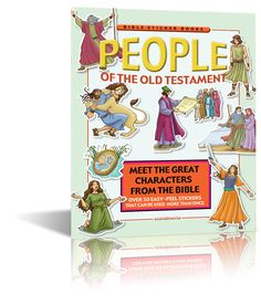 People of The Old Testament   scanpublishing.dk