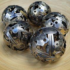 mini key decorator balls