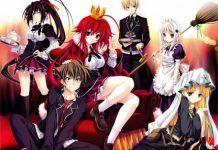 TOP 10 Anime Like High School DxD