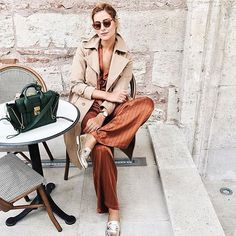 There is nothing that inspire us more then cool woman in cool clothes👌🏼 @nilerturk in Fazela #stormandmarie #smfall16 #fazela #womanwelove
