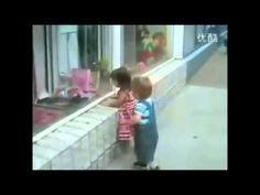 This little boy just won't give up! So adorable...I hope they end up together :)
