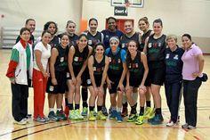 Tiene Basquetbol Femenil exitosa estancia en EU para JDCC ~ Ags Sports