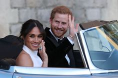 Prince Harry and Meghan Markle's Wedding Photos - Pictures of the Royal Wedding 2018