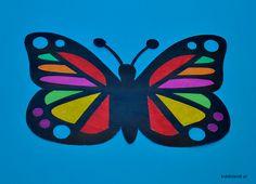 Zrób to sam: Motylek