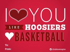 Of course an IU valentine!