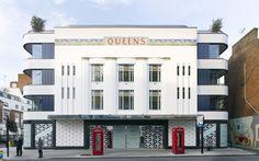 Queens Apartments / Stiff + Trevillion. Image © Kilian O'Sullivan