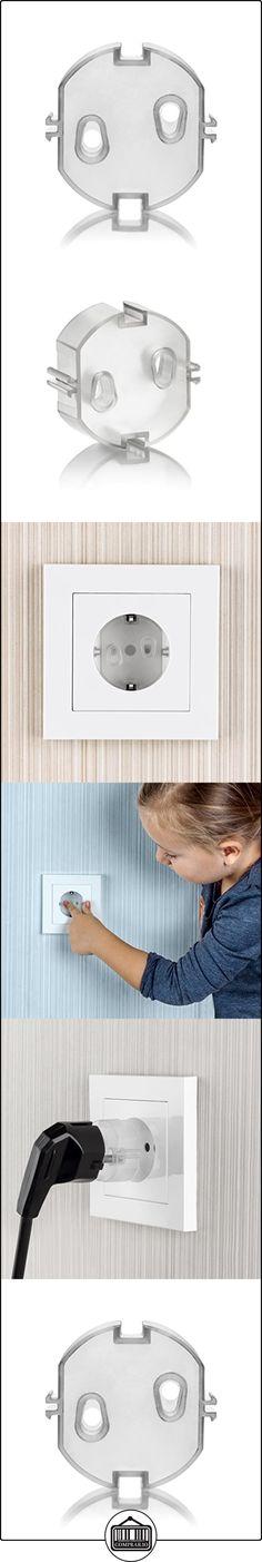 REER 2907.9enchufe tapa, transparente  ✿ Seguridad para tu bebé - (Protege a tus hijos) ✿ ▬► Ver oferta: http://comprar.io/goto/B01M726GK7