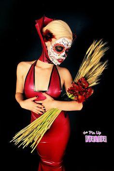466 best sugar skull girls images on pinterest candy for Assassin tattoo houston