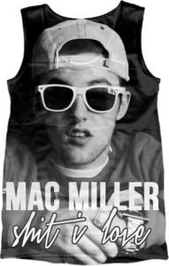 HotStyles Mac Miller Shit I Love tank top $37 cute hipster