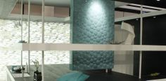 Hexcube Blue Product Specifications - Hexcube - Glass Mosaics| L'antic Colonial
