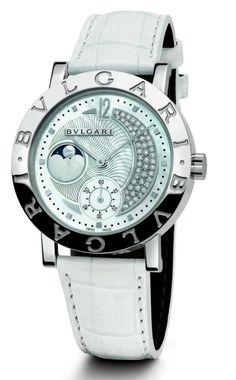 bulgari ladies moonphase