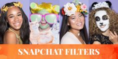 5 DIY Snapchat Filter Halloween Costumes 2016 - Makeup Tutorial for Snapchat Filter Costume