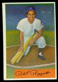 1954 Bowman Phil Rizzuto