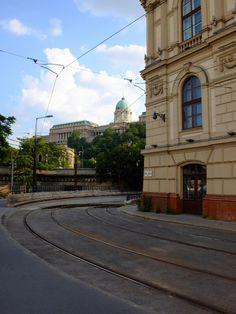 Street view // Budapest, Hungary