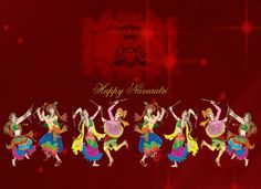 The word Navratri means 'nine nights'. Navratri is a major festival celebrated all over India. During these nine nights , nine forms of Devi are worshipped. Navratri In Hindi, Chaitra Navratri, Navratri Festival, Navratri Special, Navratri Greetings, Happy Navratri Wishes, Happy Navratri Images, Navratri Pictures, Navratri Messages