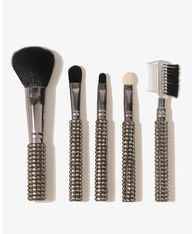 Sparkling Cosmetic Brush Set
