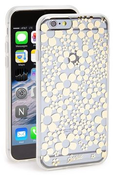Free shipping and returns on Sonix 'Hello Daisy' iPhone 6 Case at Nordstrom.com. Form meets function on a stylish daisy-print case with a shock-absorbent rubber core and scratch-resistant polycarbonate shell.