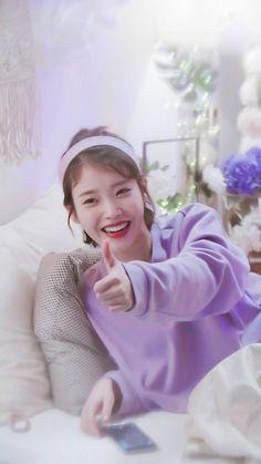 Kpop Girl Groups, Kpop Girls, Iu Moon Lovers, Dont Forget To Smile, Ulzzang Couple, Iu Fashion, Illustration Girl, Look Alike, Beautiful Asian Girls