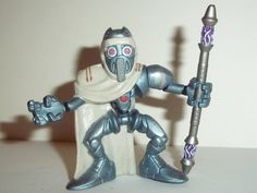 STAR WARS Galactic heroes GENERAL GRIEVOUS BODYGUARD magna guard complete hasbro pvc