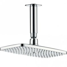 Fixed Shower Head, Contemporary Bathrooms, Shower Heads, Car Parking, Chrome, Arm, Ceiling, Showers