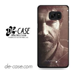 The Last Of Us Joel DEAL-10812 Samsung Phonecase Cover For Samsung Galaxy Note 7