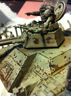 Hairspray Weathering my Traitor Guard - Painting and Modelling - Warhammer 40K Fantasy