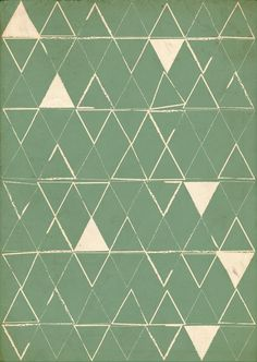 Lindsey Berggren Triangle pattern design: Cool Patterns, Textile Patterns, Graphic Patterns, Textile Design, Fabric Design, Geometric Patterns, Stoff Design, Triangle Pattern, Triangle Design
