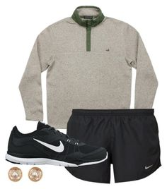 """""""Nike"""" by sassy-prep ❤ liked on Polyvore featuring NIKE and Michael Kors"""