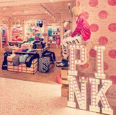 Victoria secret pink store