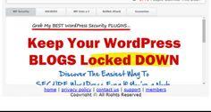 WP-Security Plugins Windows Desktop APP