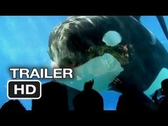 Blackfish Official TRAILER- I encourage all of you to go to see this film and educate yourself about places like SeaWorld and the sad and lonely life of Orcas in captivity. #freetilikum #boycottseaworld #saynotoorcasincaptivity