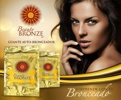 Es momento de sorprender con un bronceado luminoso en tu piel, aplicando el guante autobronceador de forma rápida y sencilla, conseguirás un acabado uniforme y natural.  ¡No lo pienses más prueba Beauty Bronze!  Vísitanos en http://beautybronze.com/