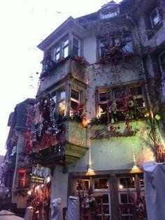 Myers In Motion: Strasbourg Christmas Market (France)