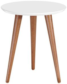 Find Manhattan Comfort Moore Mid-Century Modern Round End Table, White online. Shop the latest collection of Manhattan Comfort Moore Mid-Century Modern Round End Table, White from the popular stores - all in one Living Room End Tables, Living Room Furniture, End Tables For Sale, Comfort Gray, Metal Side Table, Glass Top Coffee Table, Wood Rounds, A Table, Mid-century Modern
