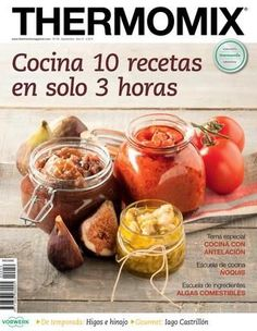 Thermomix nº 59 Batch Cooking, Easy Cooking, Raw Broccoli Salad, Magimix Cook, Thermomix Desserts, Food To Make, Slow Cooker, Food And Drink, Healthy Eating