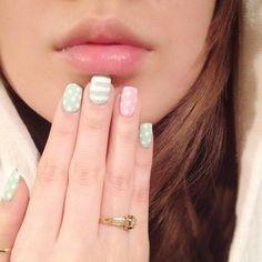 Pastel & Chic Nails