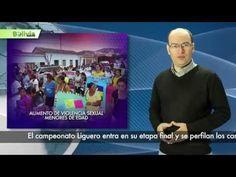 Las noticias más importantes de la jornada están en Bolivia News… En La Paz, unas 20 familias están afectadas por el derrumbe de un cerro en Luribay.
